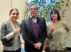 Pénélope et Sandrine récompensées par la Fondation UVSQ