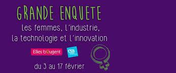 enquete Elles Bougent 2016