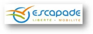 logo ESCAPADE liberté mobilité