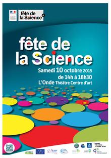 Fête de la Science Vélizy 2015
