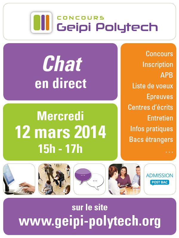 chat Geipi mars 2014
