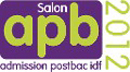 logo salon APB 2012