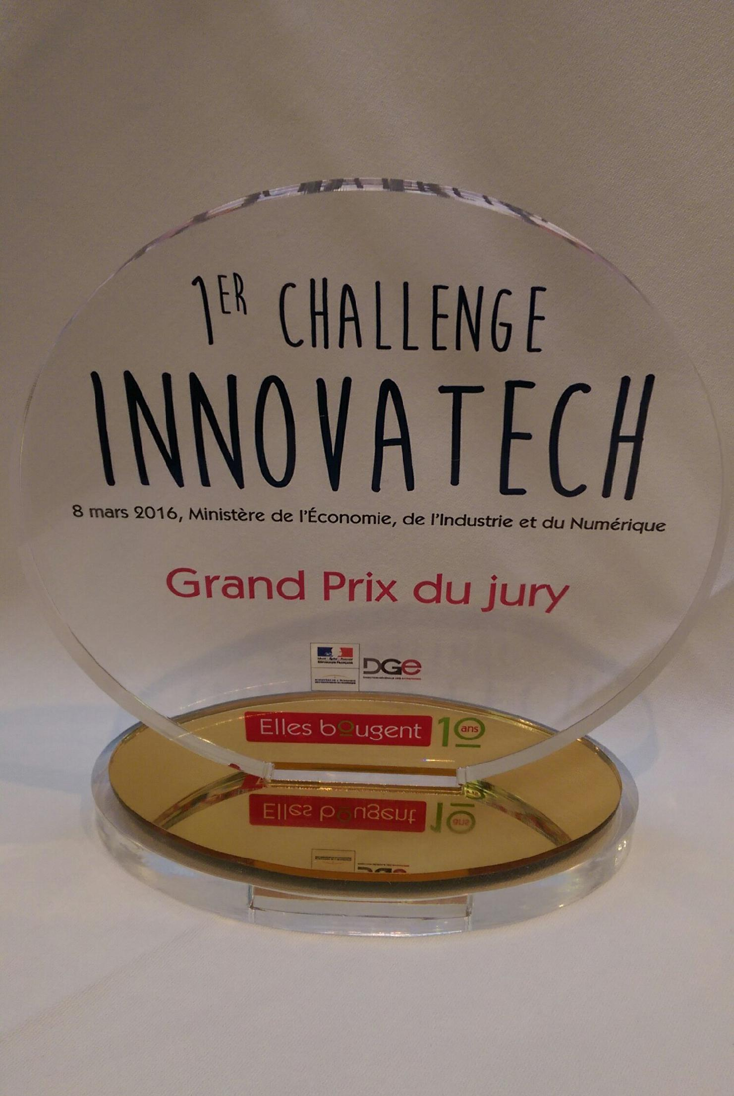 Trophee Challenge Innovatech